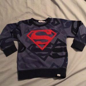 GAP SUPERMAN SWEATSHIRT